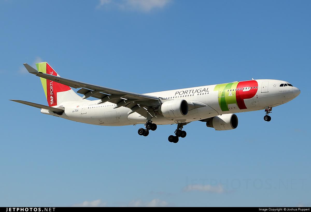 CS-TOK - Airbus A330-223 - TAP Portugal