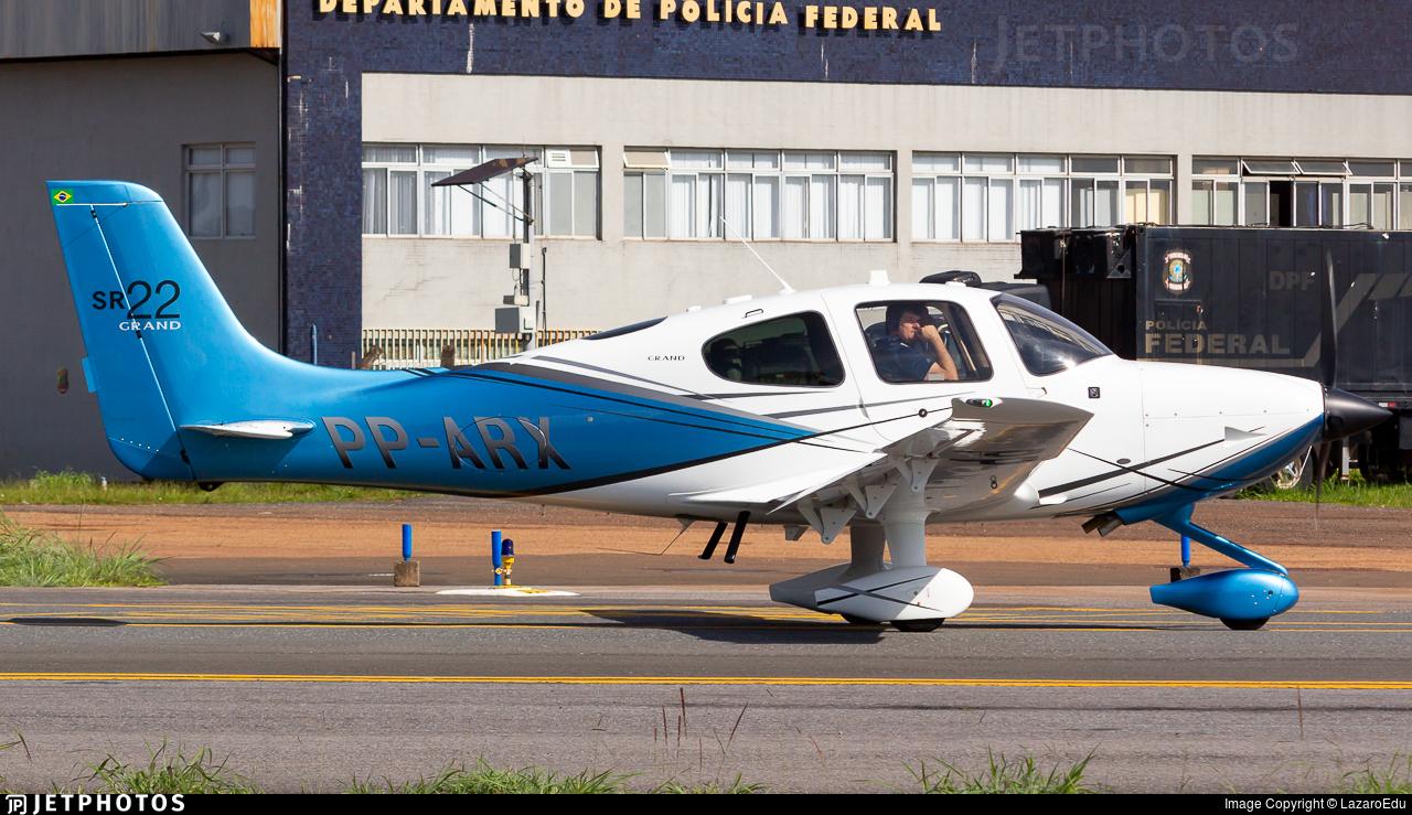 PP-ARX - Cirrus SR22 Grand - Private