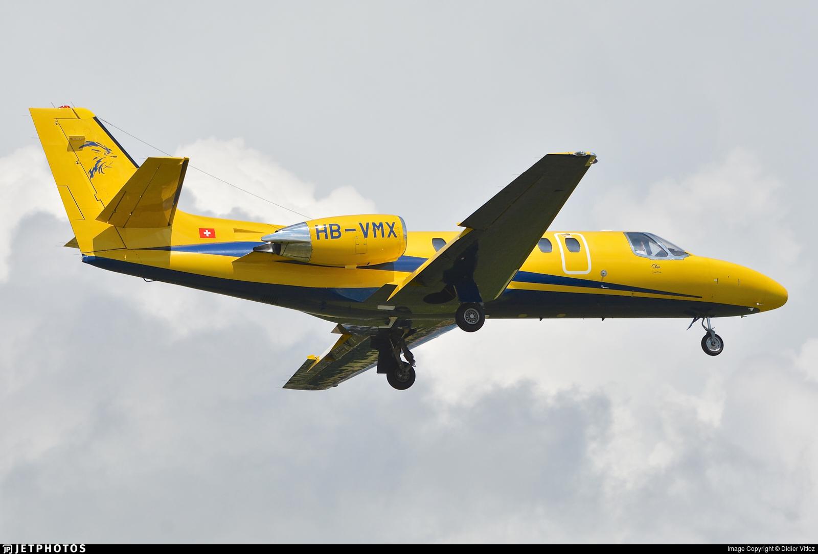 HB-VMX - Cessna 550B Citation Bravo - Lions Air
