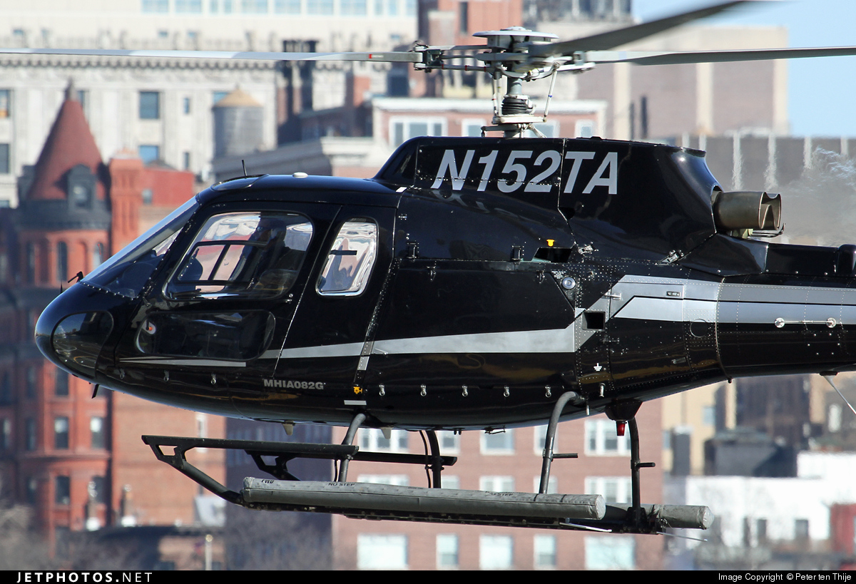 N152TA - Aérospatiale AS 350B1 Ecureuil - Tex-Air Helicopters