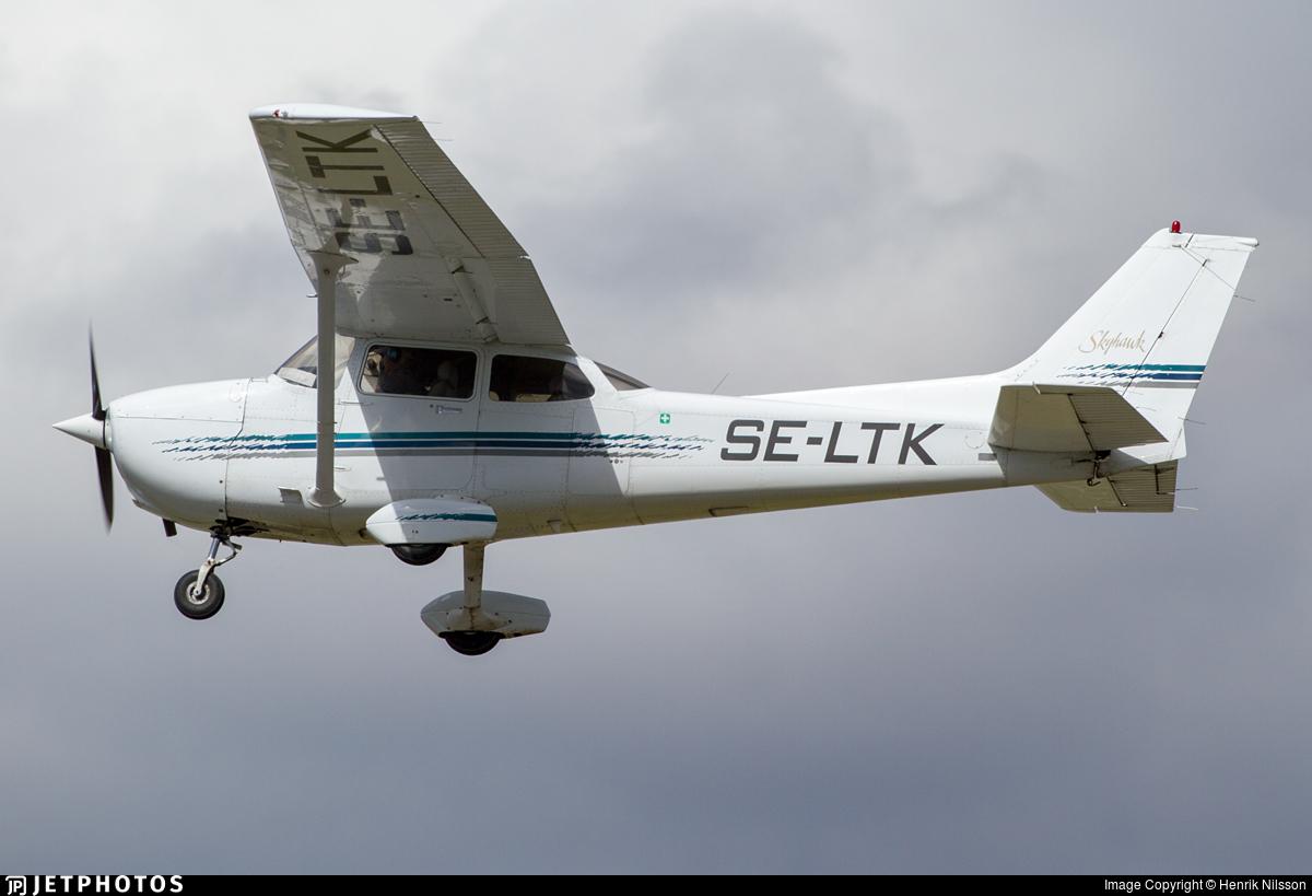 SE-LTK - Cessna 172R Skyhawk II - Motorflygarna Uppsala Flygklubb