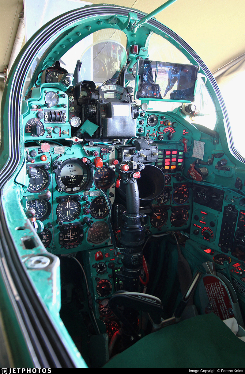 8111 - Mikoyan-Gurevich Mig-21MF Lancer A - Hungary - Air Force