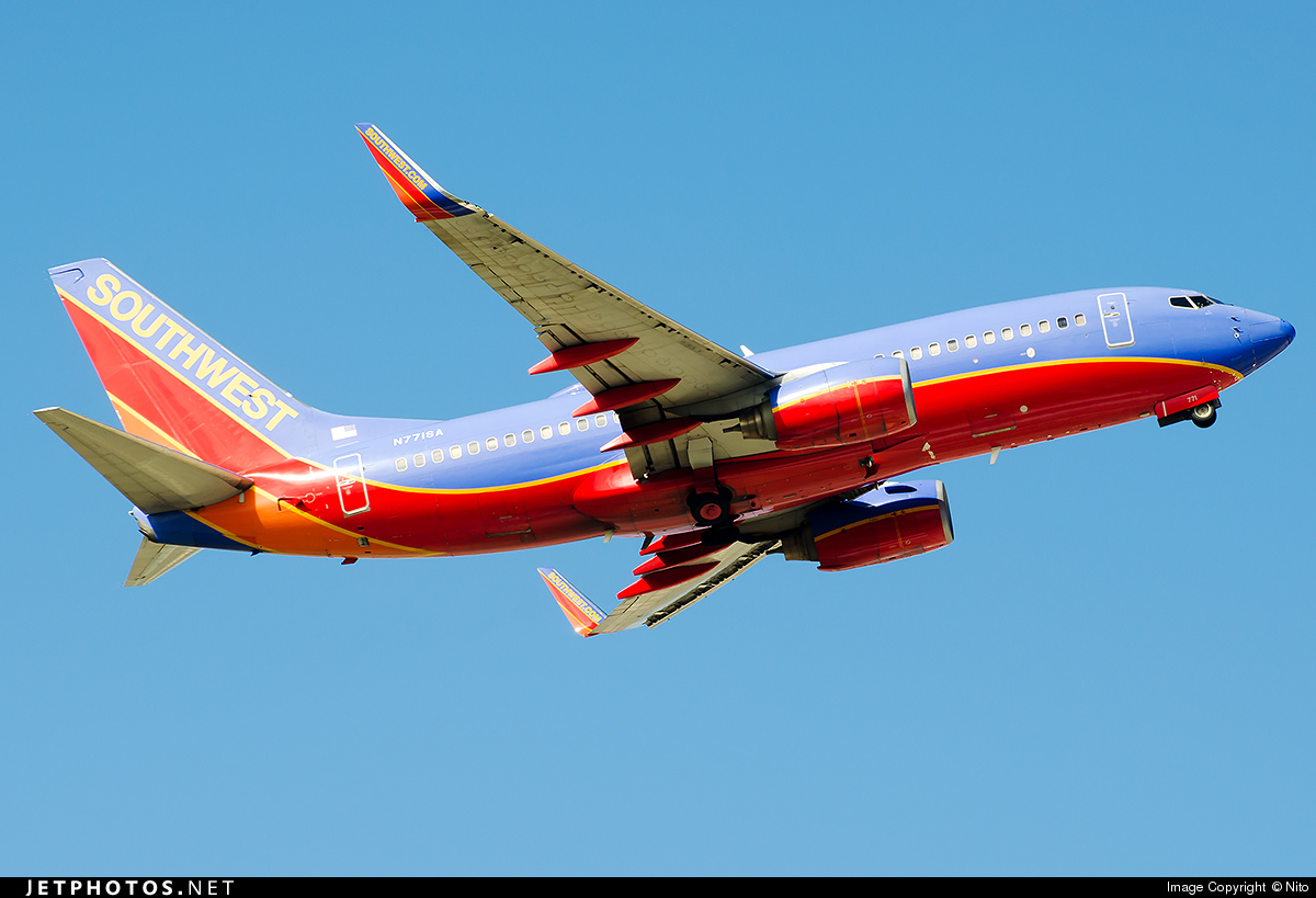 outbound logistics of southwest airlines