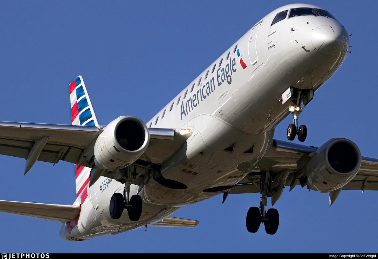 N253NN - Embraer 170-200LR - American Eagle (Envoy Air)