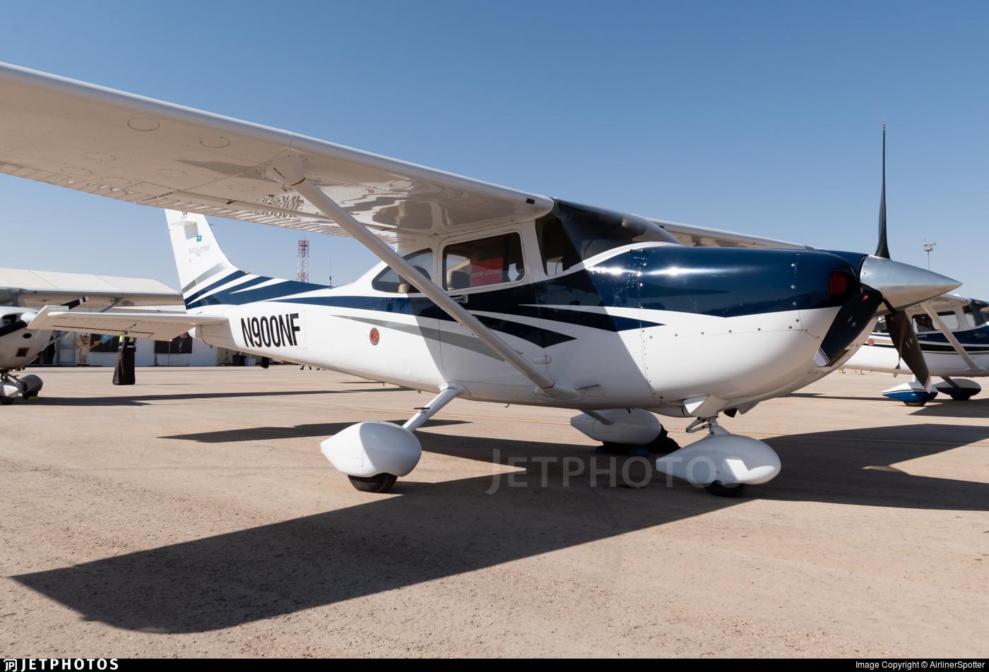 N900NF - Cessna T182T Skylane TC - Private