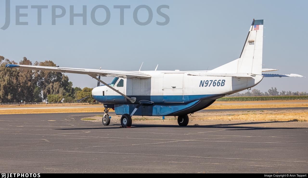N9766B - Cessna 208B Super Cargomaster - Redding Aero