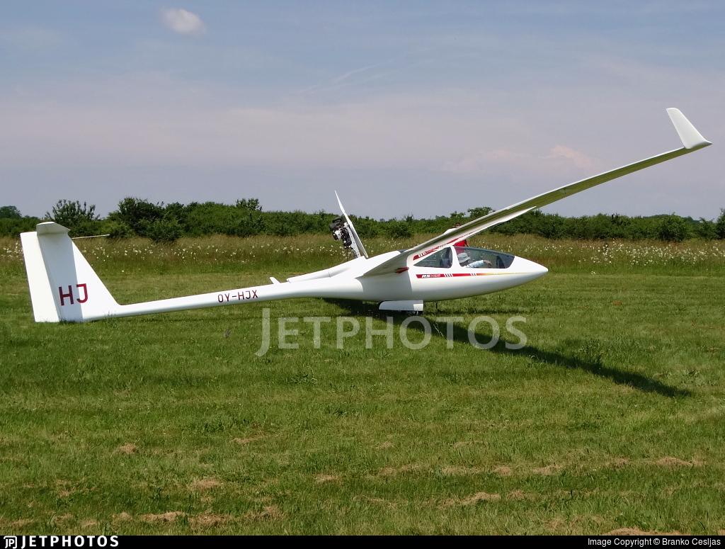 OY-HJX - Schleicher ASH-25E - Private
