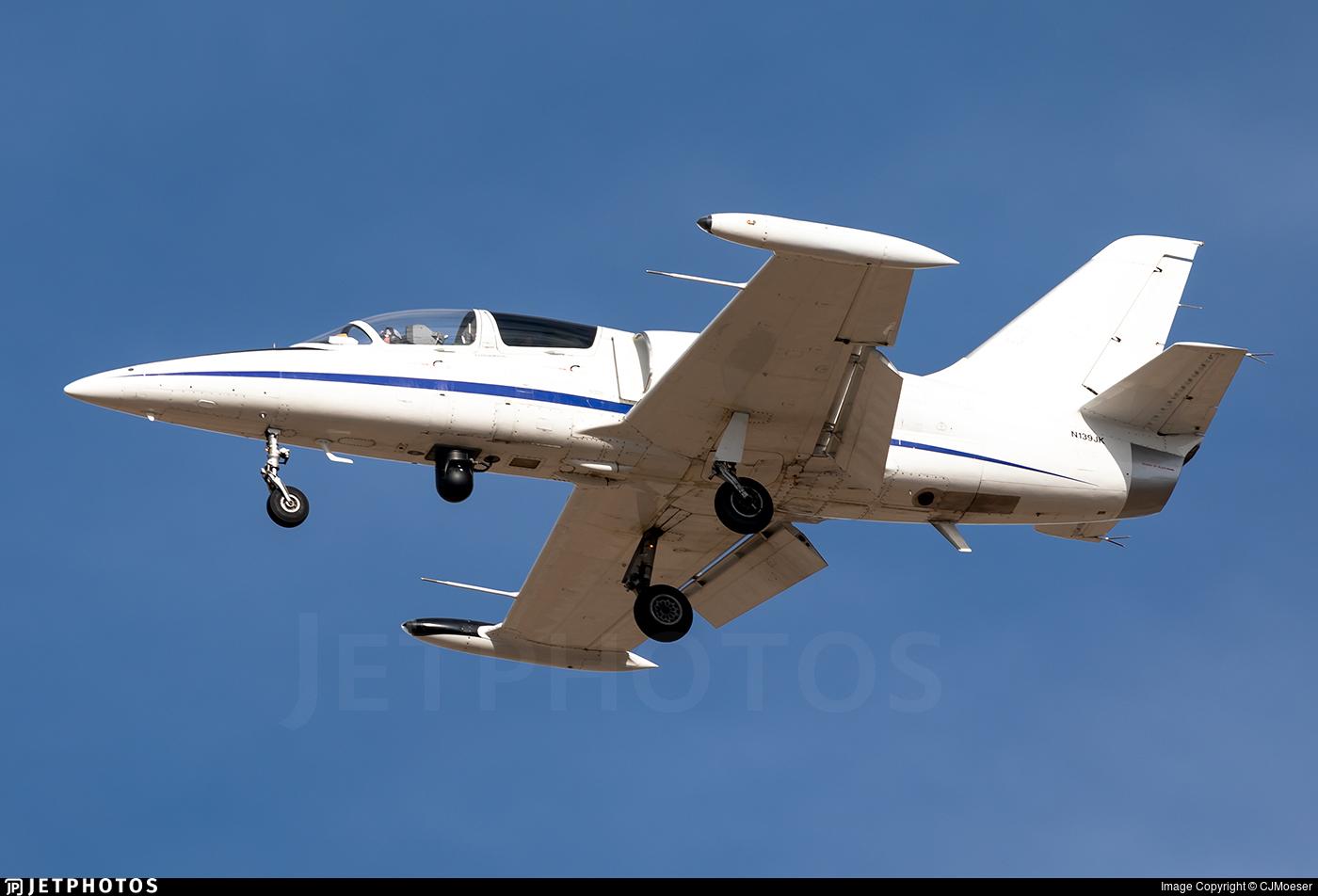 N139JK - Aero L-39 Albatros - Private