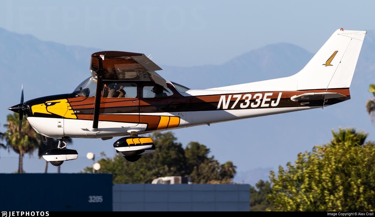 N733EJ - Cessna 172N Skyhawk - Private
