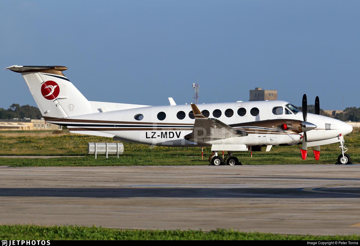 LZ-MDV - Beechcraft B300 King Air 350 - Private