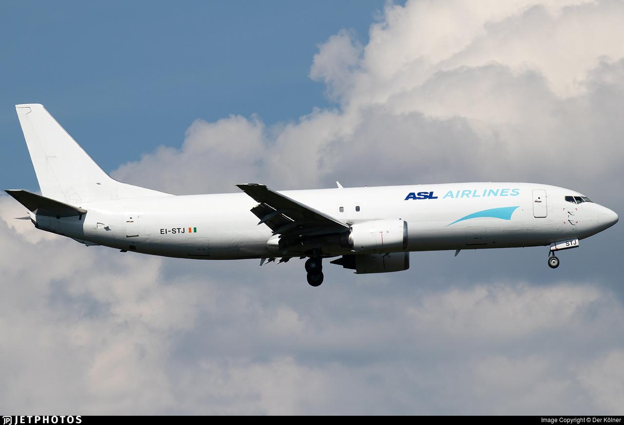 EI-STJ - Boeing 737-490(SF) - ASL Airlines