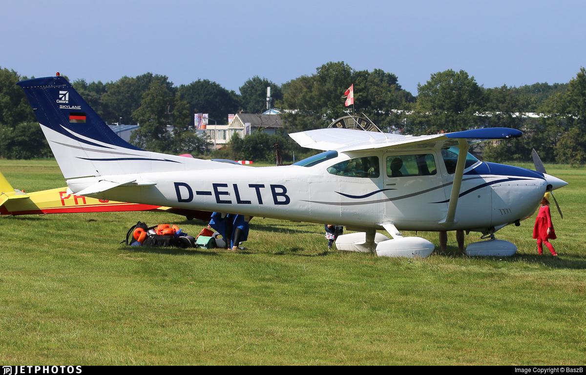 D-ELTB - Reims-Cessna F182Q Skylane II - Private