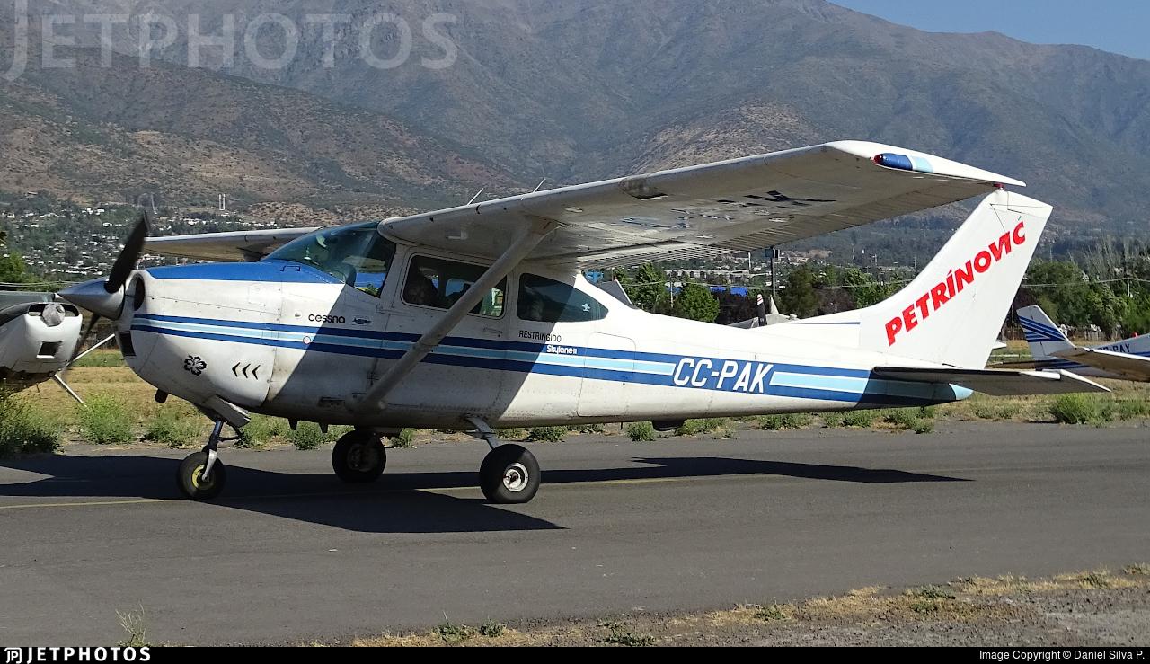 CC-PAK - Cessna 182H Skylane - Private