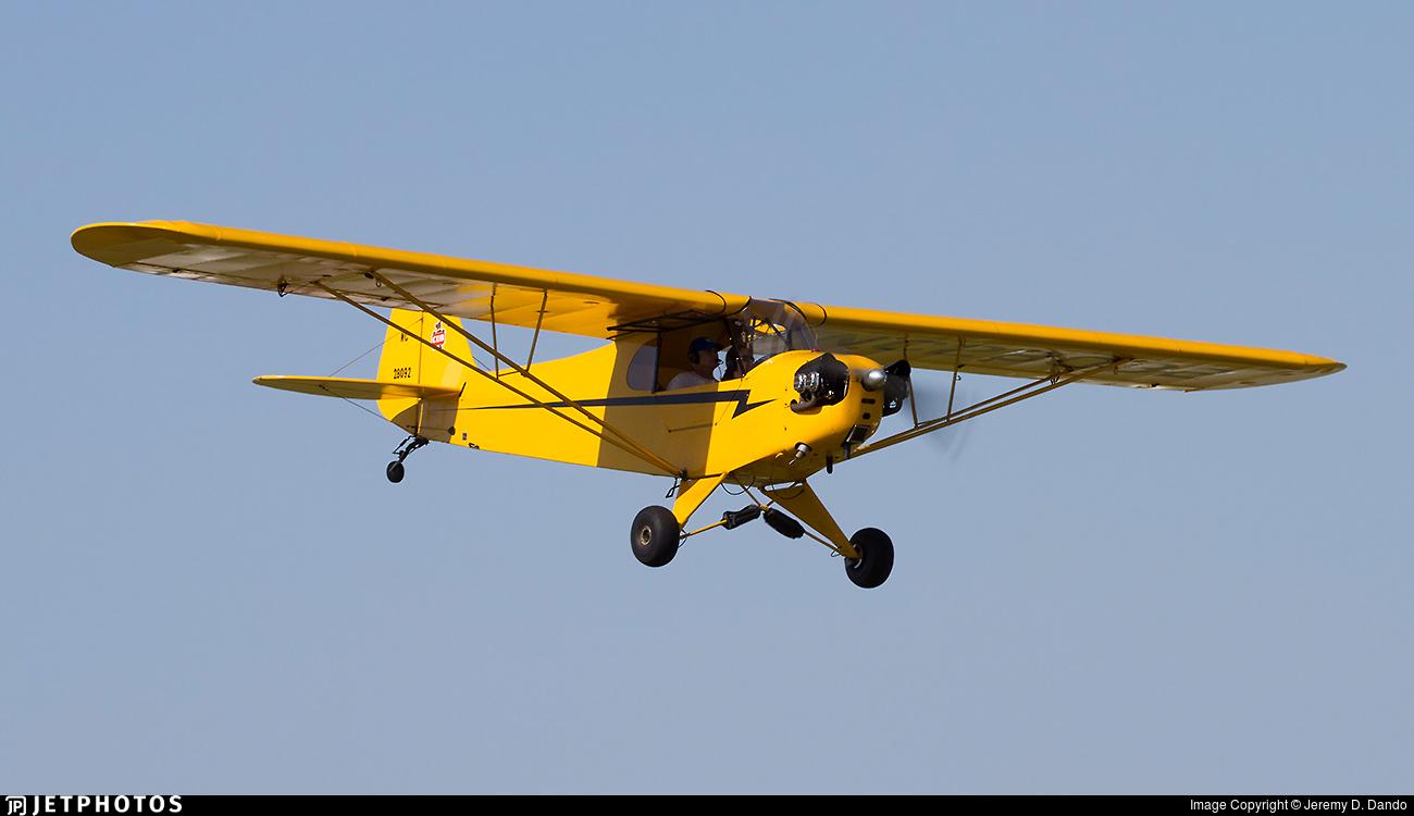 N28092 - Piper J-3C-65 Cub - Private