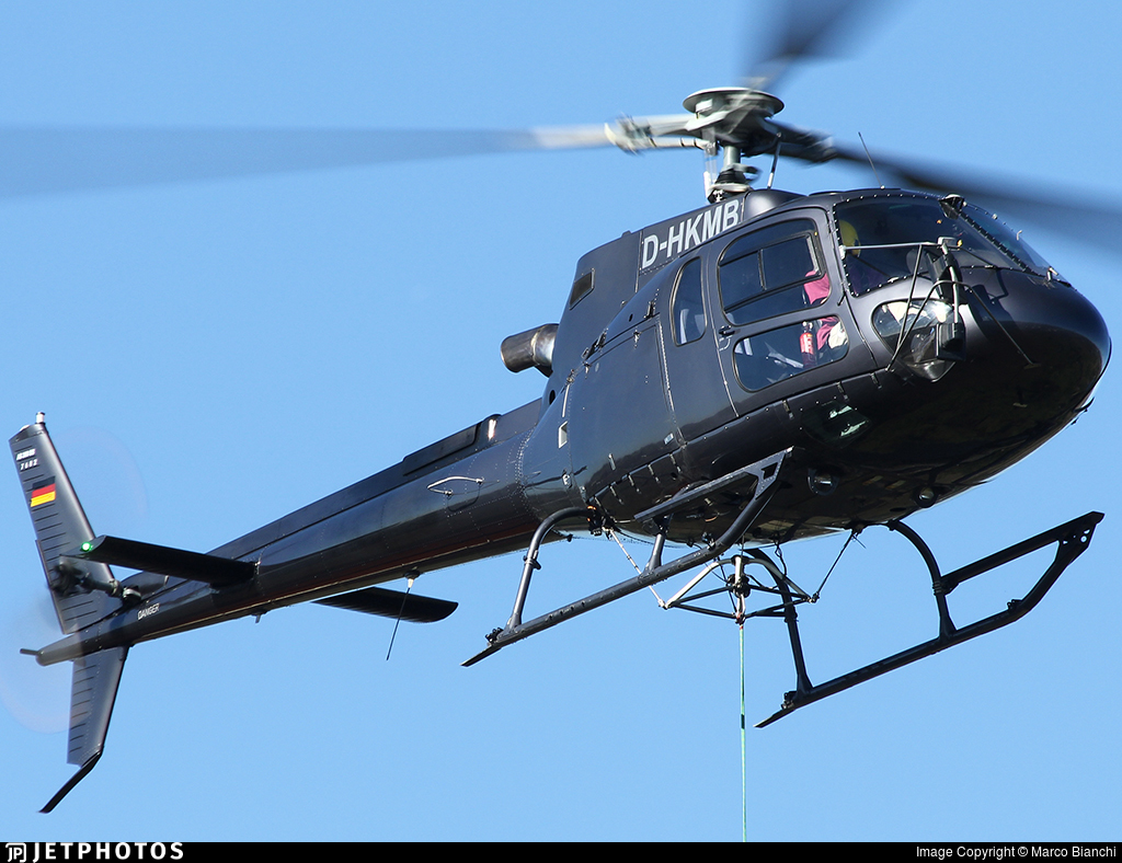 D-HKMB - Airbus Helicopters H125 - KMN Koopmann Helicopter