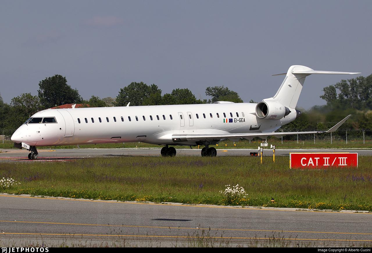 EI-GEA - Bombardier CRJ-900LR - CityJet