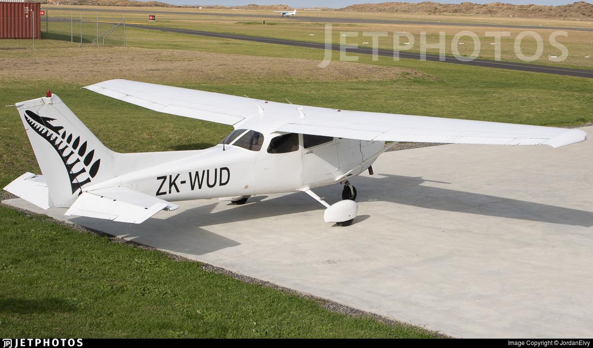 ZK-WUD | Cessna 172S Skyhawk SP | New Zealand International