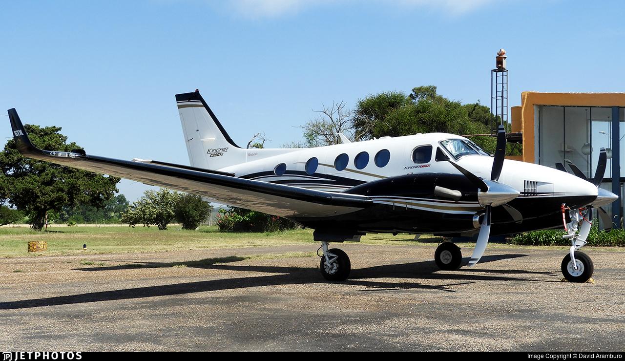 ZP-BMZ - Beechcraft C90GTx King Air - Private