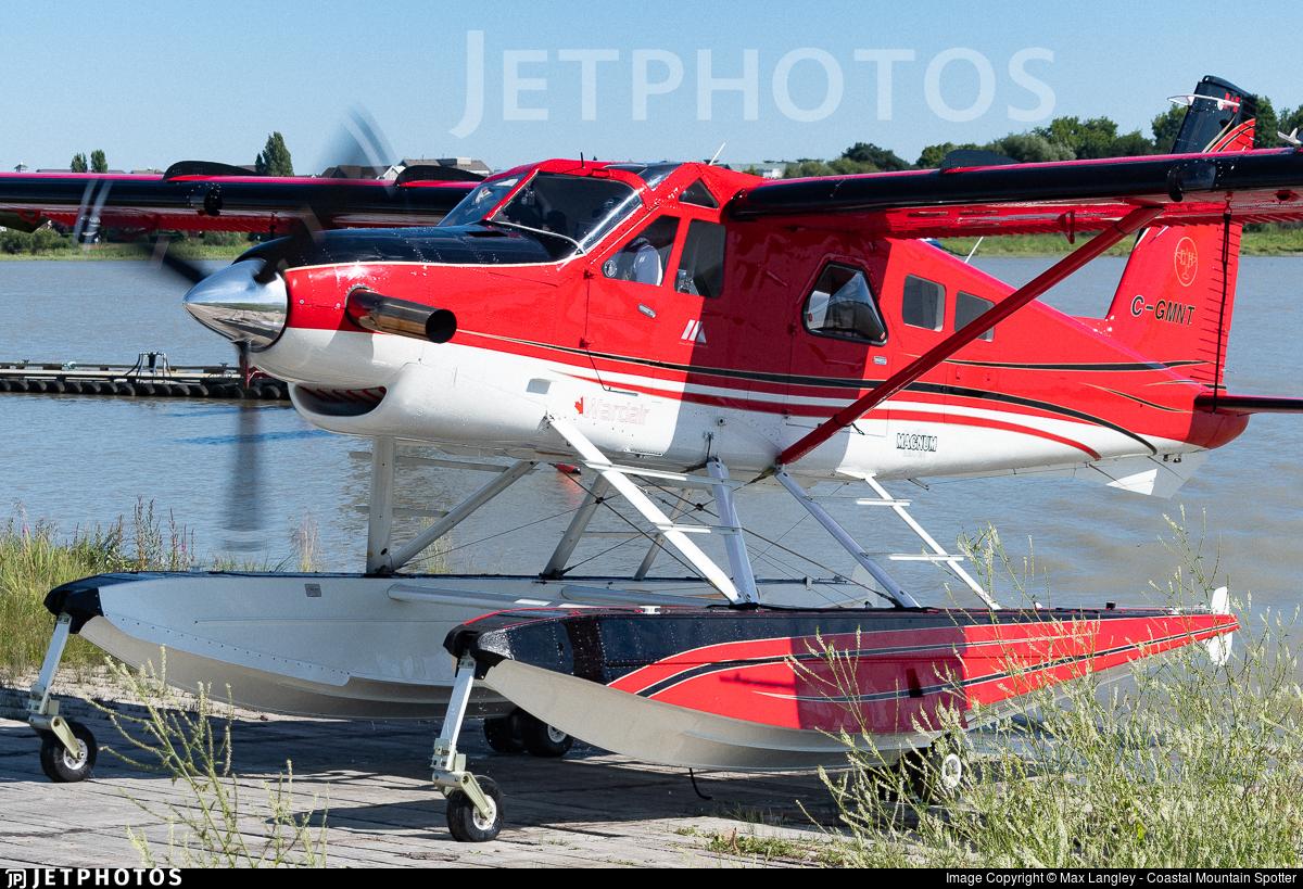 C-GMNT - De Havilland Canada DHC-2 Mk.III Turbo-Beaver - Private