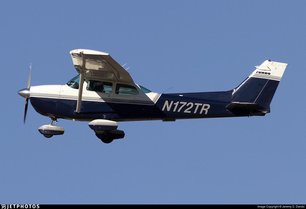N172TR - Cessna 172N Skyhawk - Private