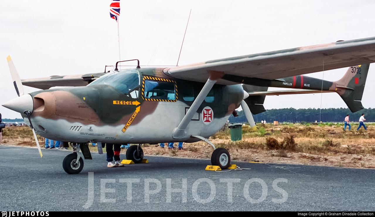 3732 - Reims-Cessna FTB337G Super Skymaster - Portugal - Air Force