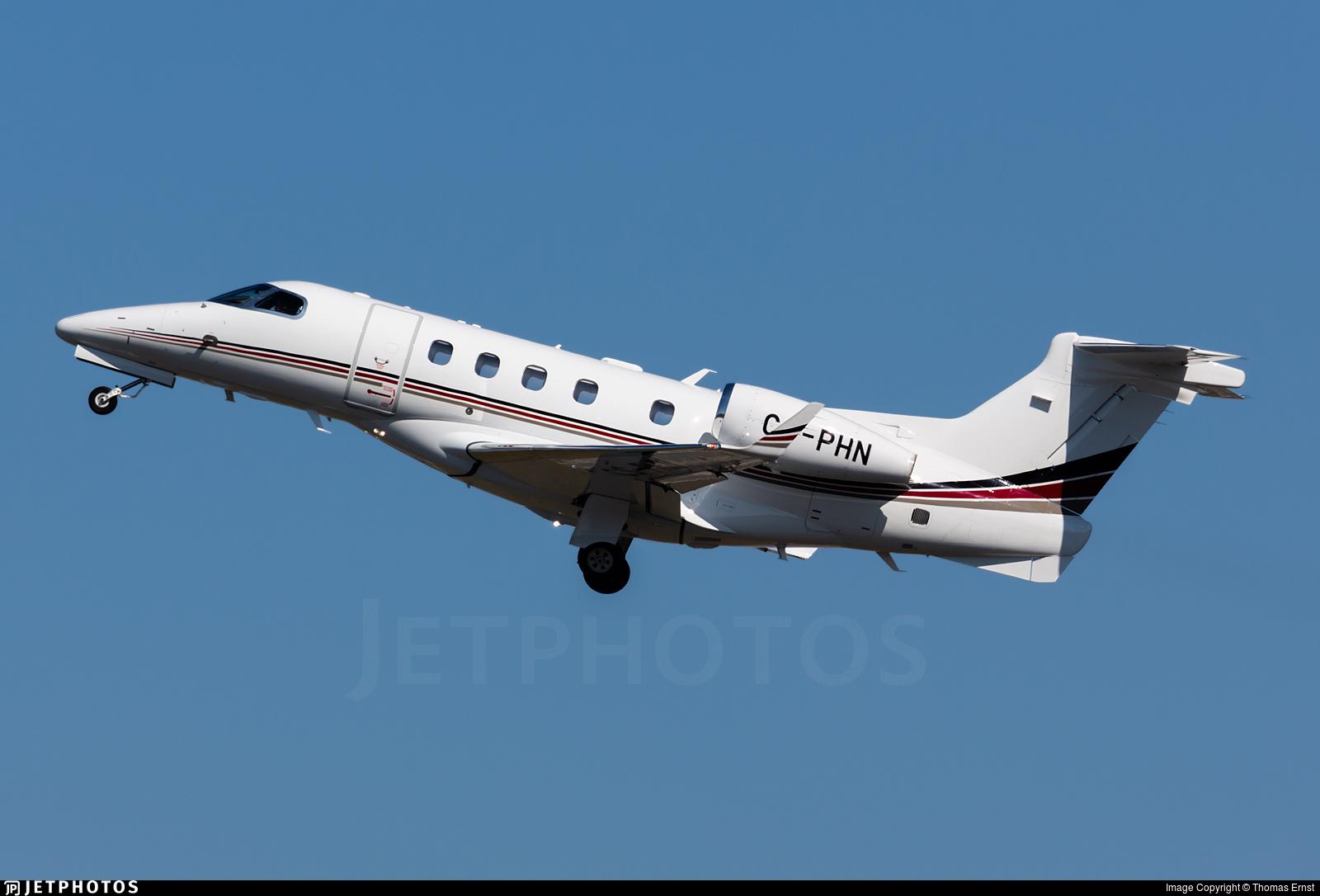CS-PHN - Embraer 505 Phenom 300 - NetJets Europe