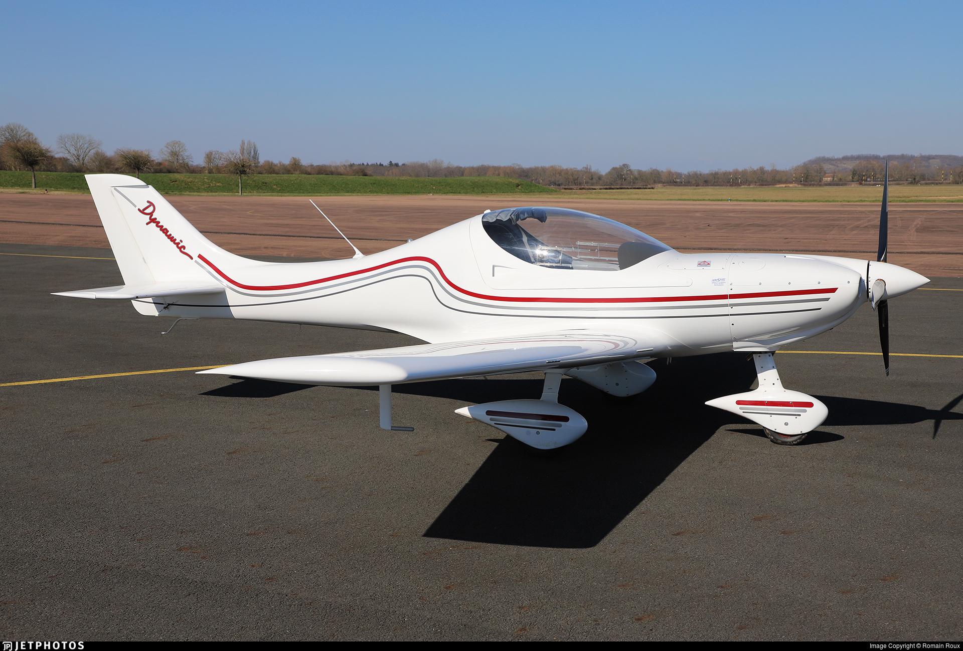 F-JHKZ - AeroSpool Dynamic WT9 - Private