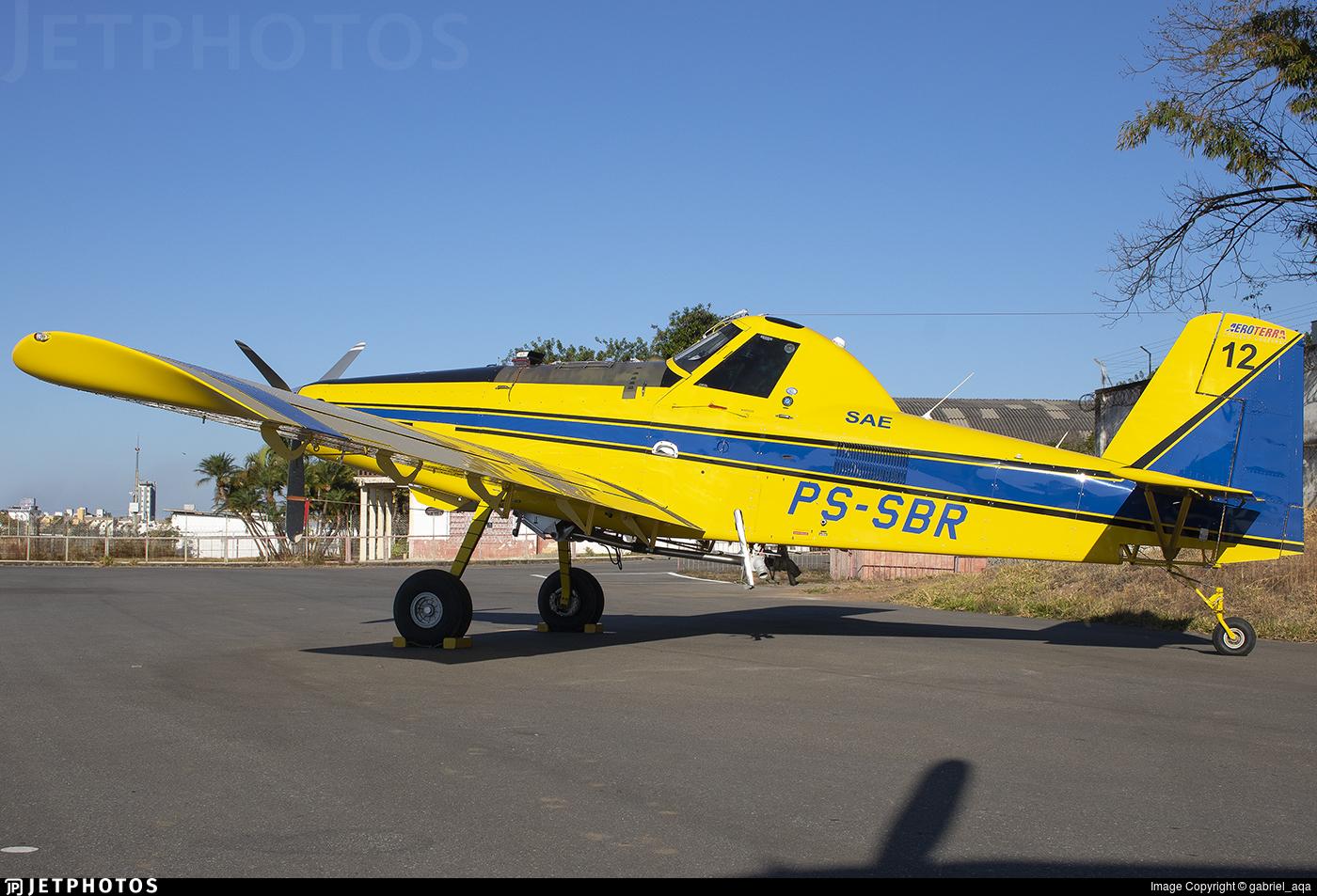 PS-SBR - Air Tractor AT-502B - Aeroterra Aviação Agrícola