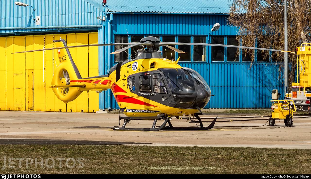 SP-HXS - Eurocopter EC 135P2+ - Lotnicze Pogotowie Ratunkowe