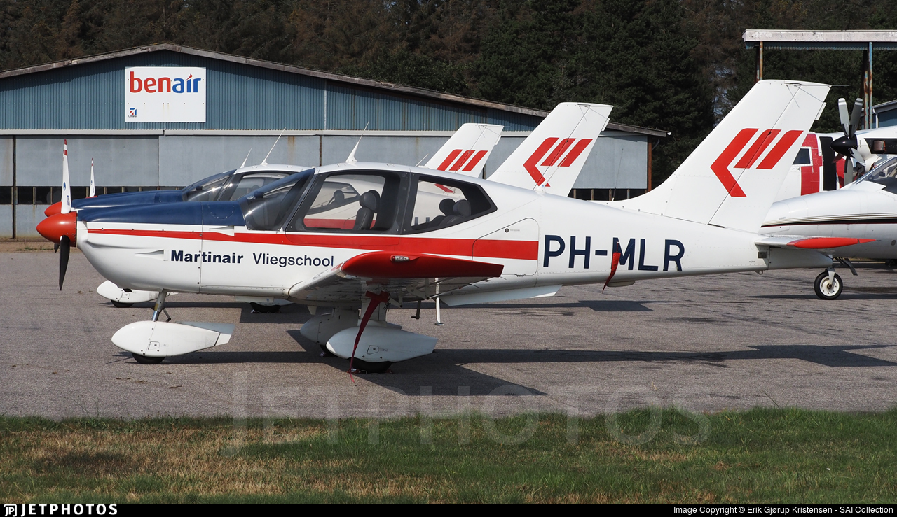PH-MLR - Socata TB-10 Tobago GT - Martinair