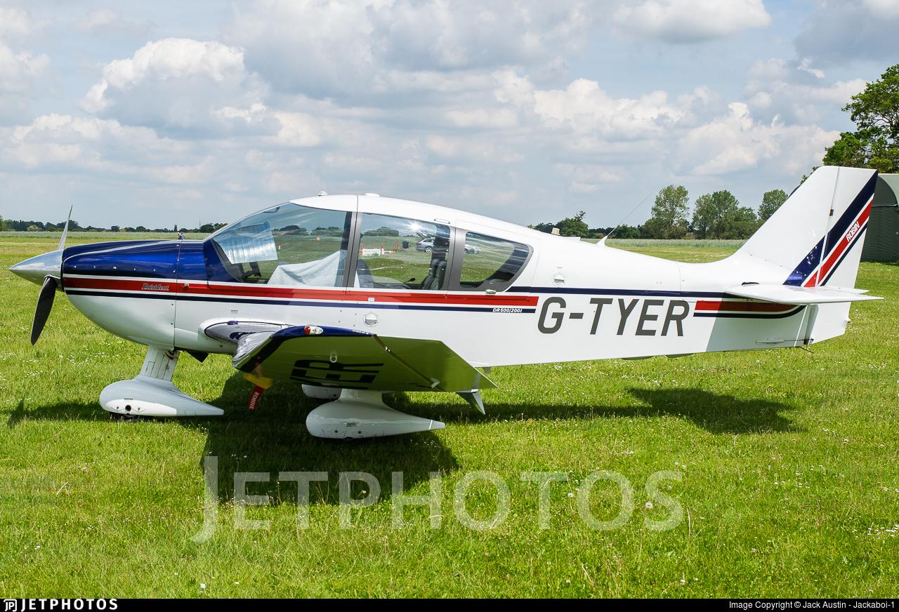 G-TYER - Robin DR500 Président - Private