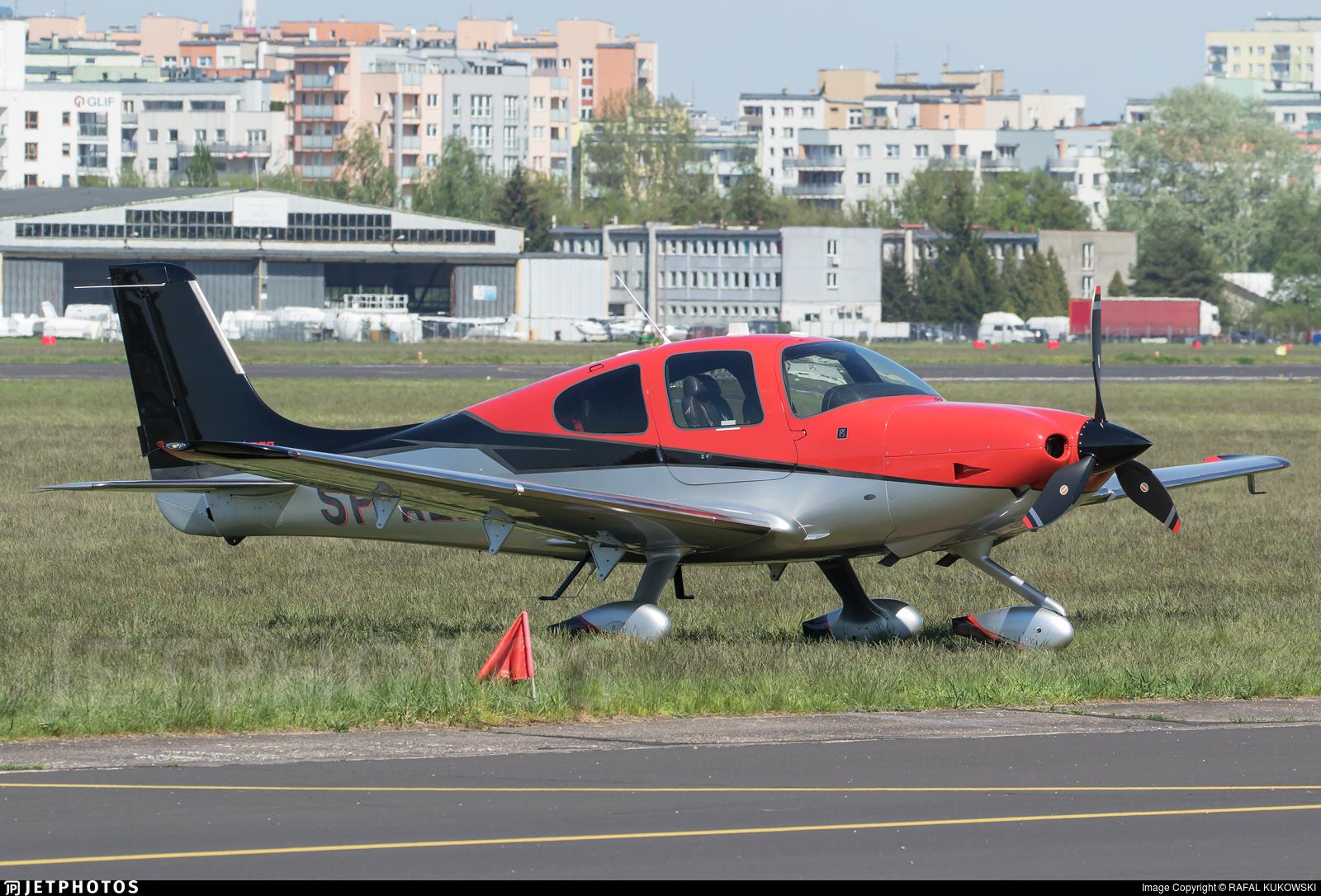 SP-ALL - Cirrus SR22T-GTS G5 Accelero - Private