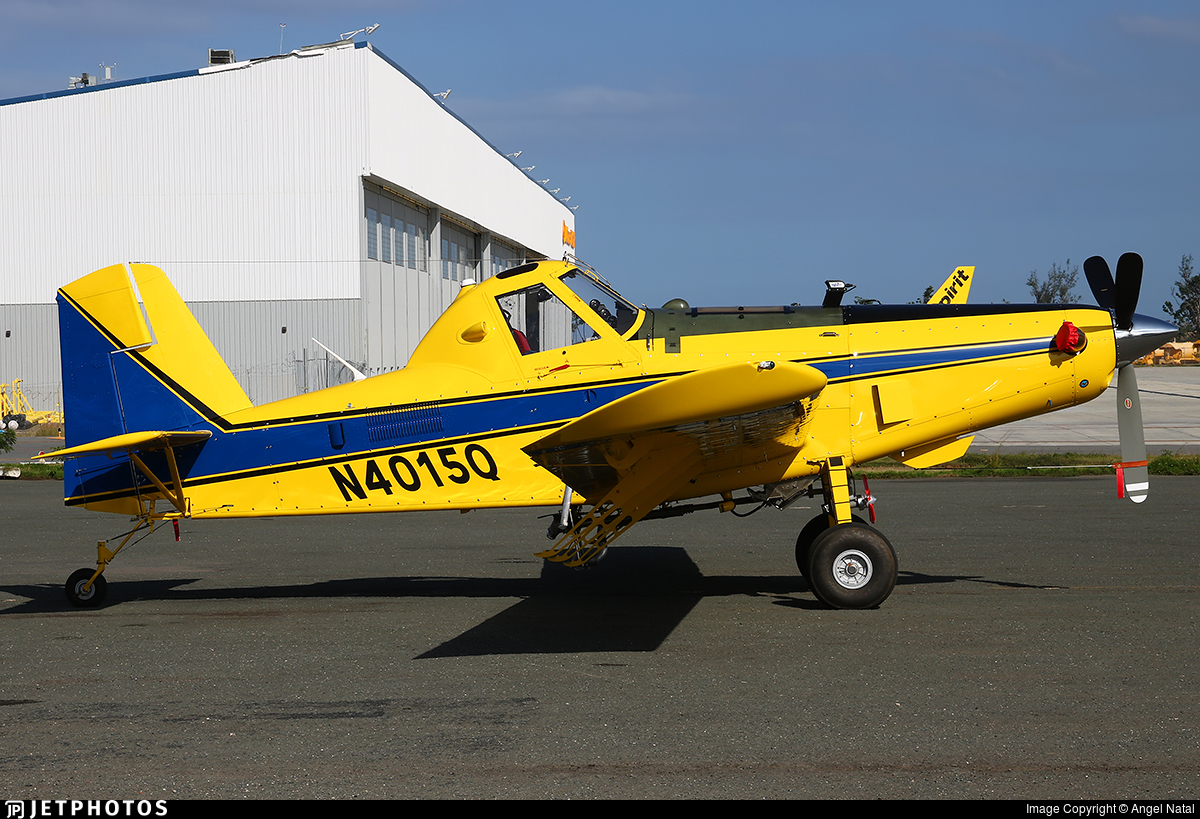 N4015Q - Air Tractor AT-502 - Private