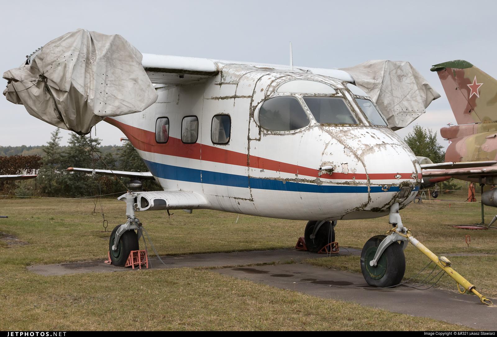 01 - Antonov An-14 Pcholka  - Russia - Air Force