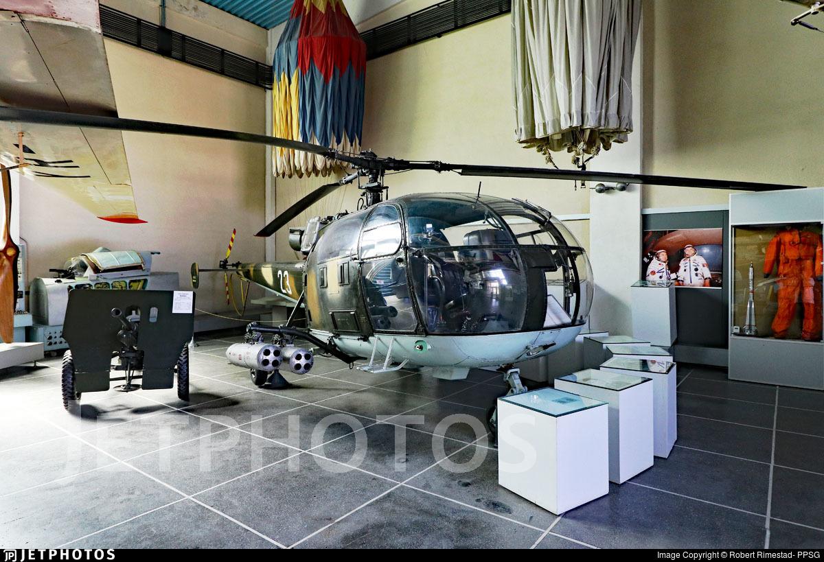 23 - IAR-316B - Romania - Air Force
