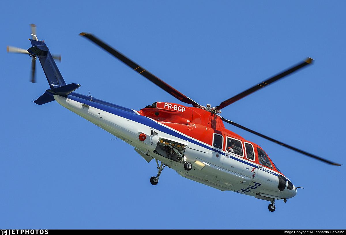 PR-BGP - Sikorsky S-76C+ - BHS Táxi Aéreo