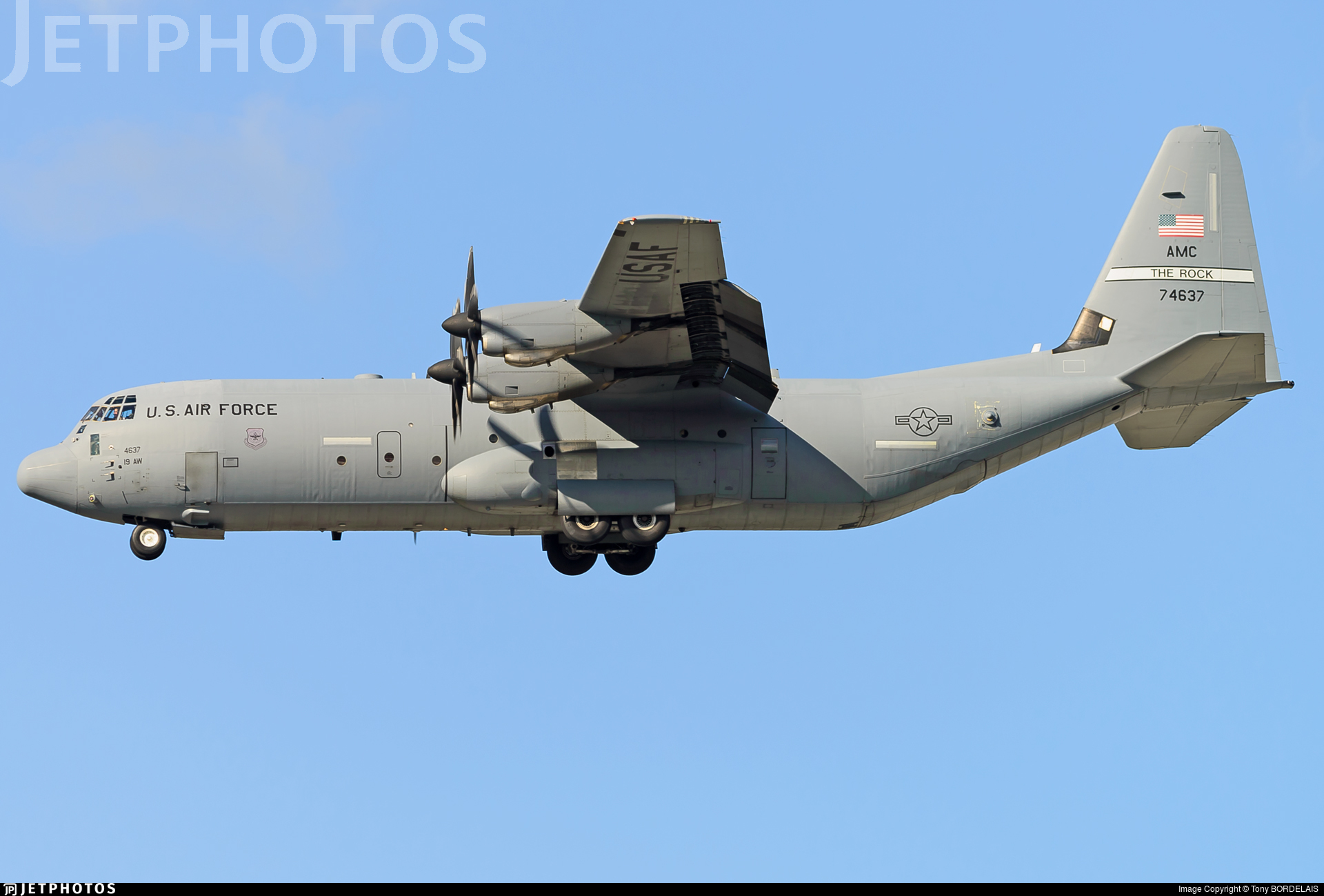 07-4637 - Lockheed Martin C-130J-30 Hercules - United States - US Air Force (USAF)