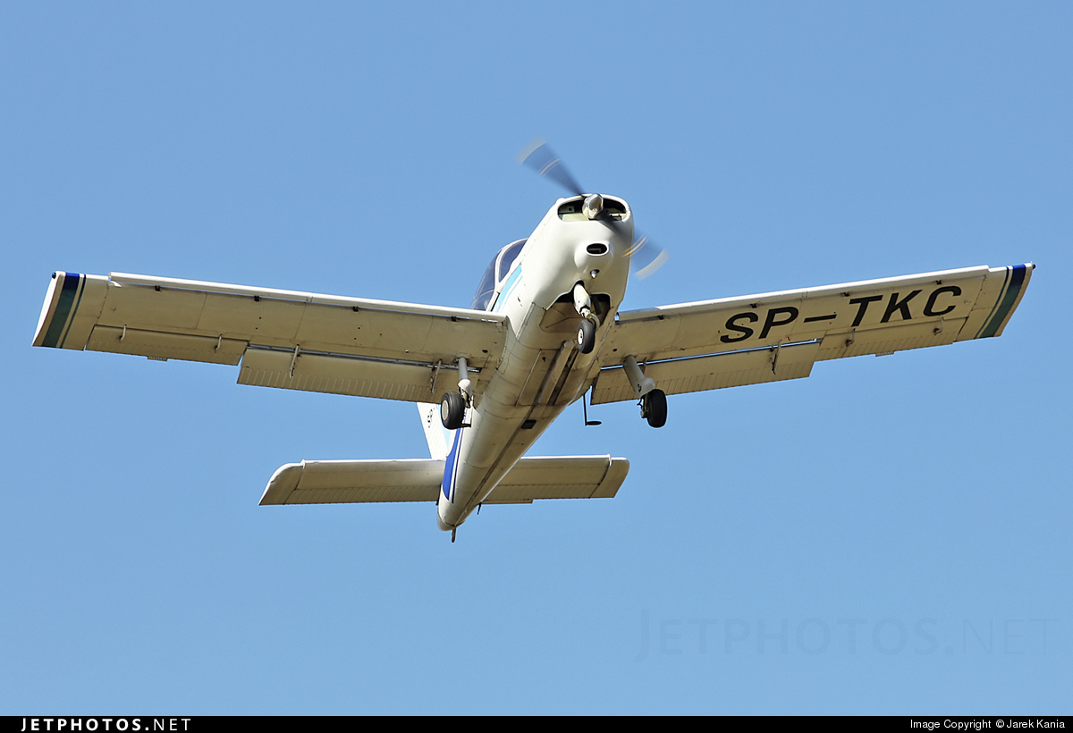 SP-TKC - PZL-Okecie 110 Koliber 150 - Aero Club - Jelenia Gora