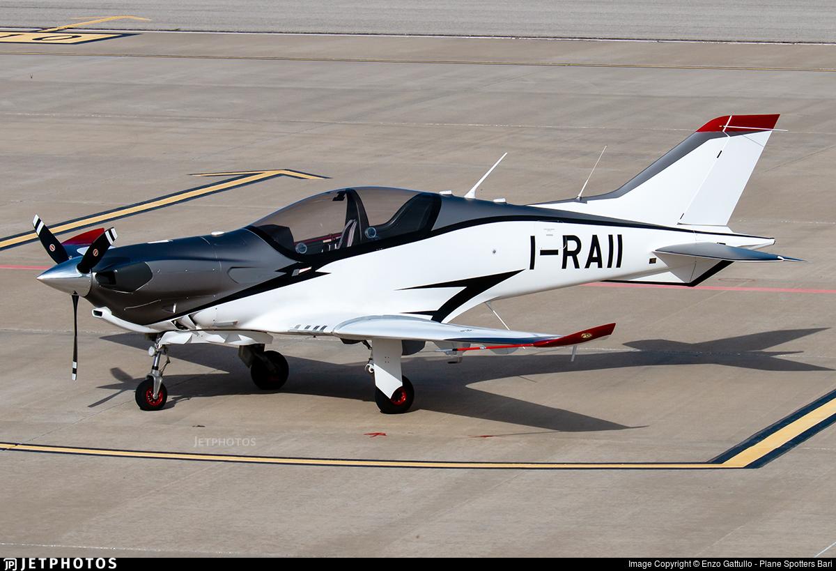 I-RAII - Blackshape Gabriel - Blackshape Aircraft