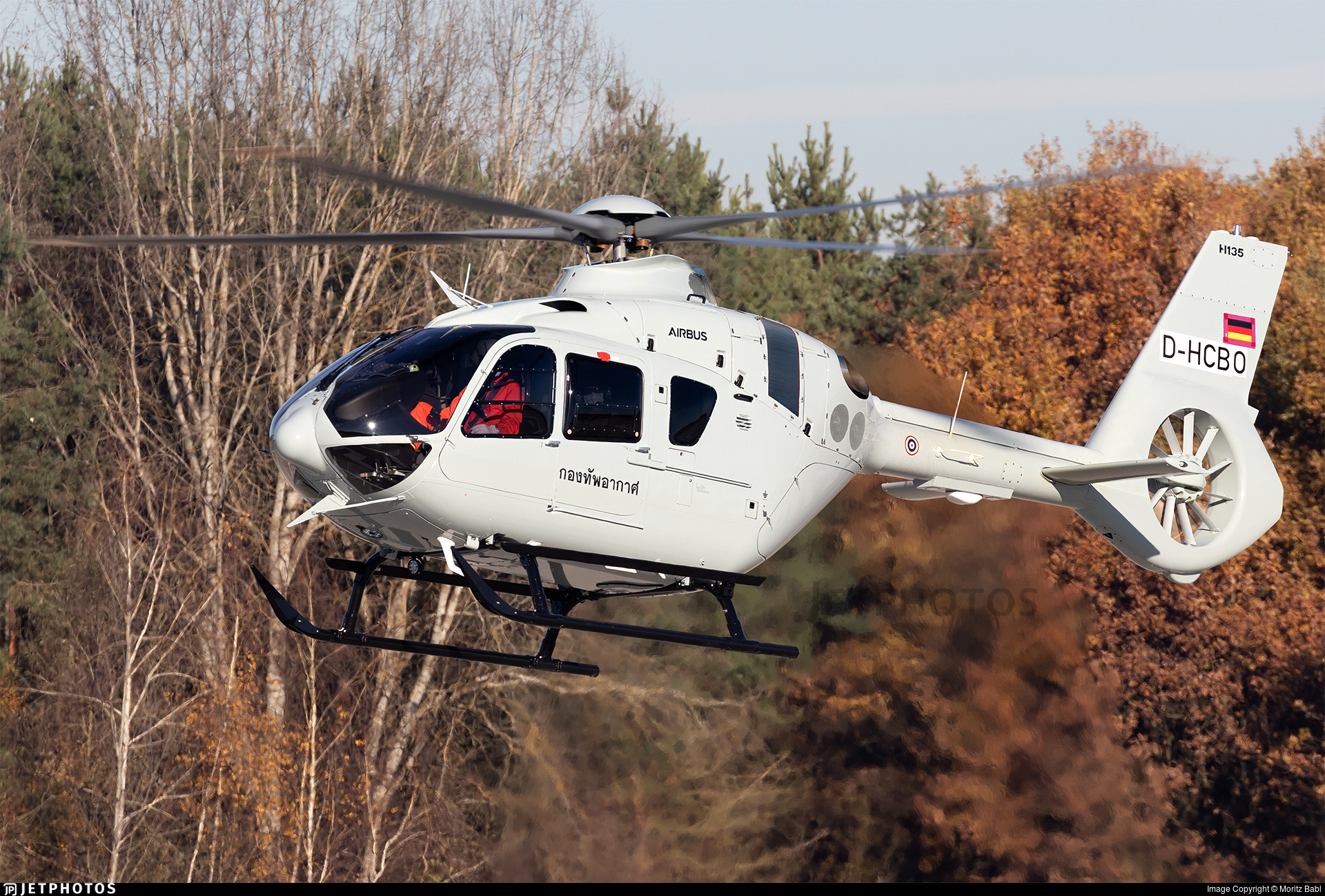 D-HCBO - Airbus Helicopters H135 P3H - Airbus Helicopters