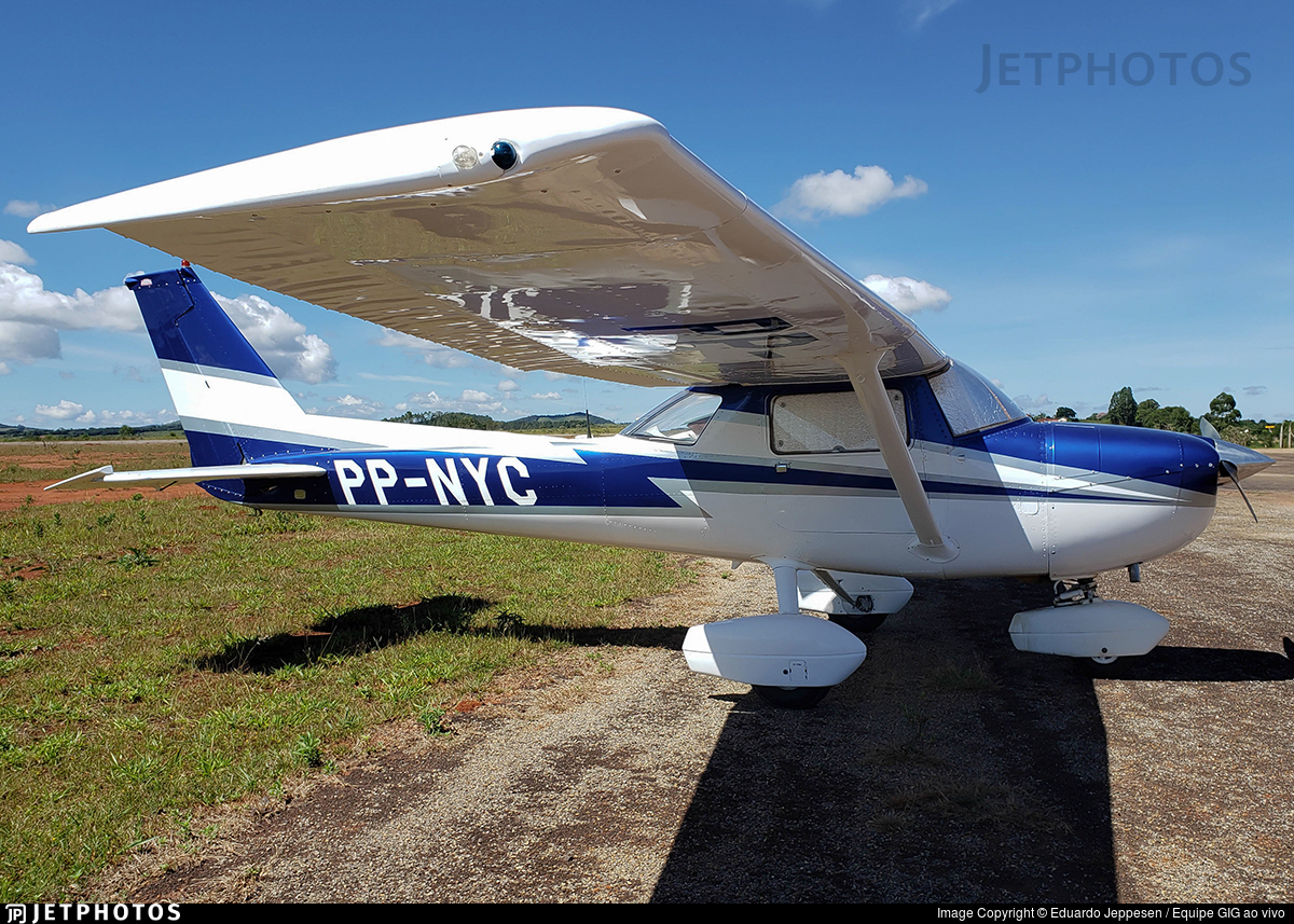 PP-NYC - Cessna 150M - Private