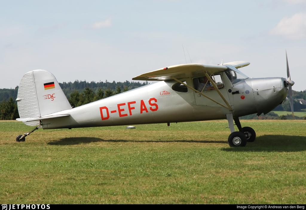 D-EFAS - Cessna 140 - Private