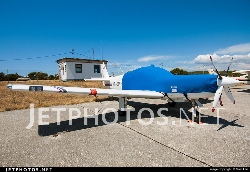 HB-DBI - Ruschmeyer R90-230RG - Private