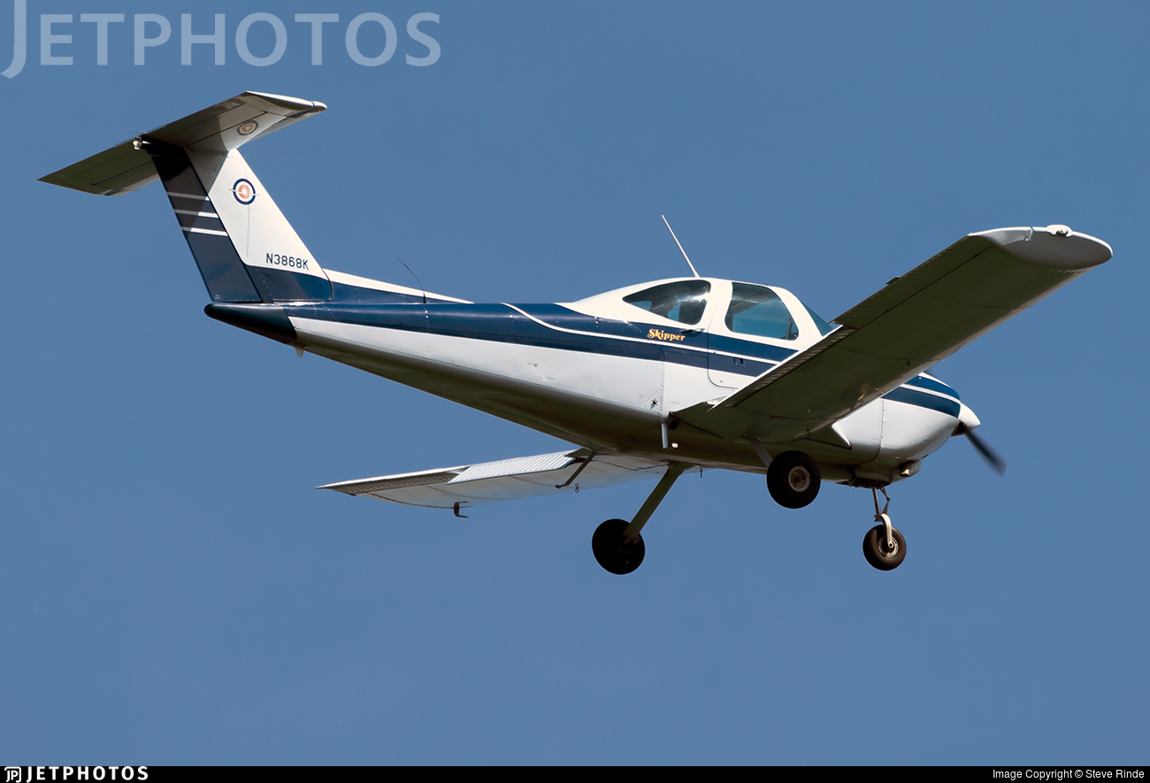 N3868K - Beechcraft 77 Skipper - Private
