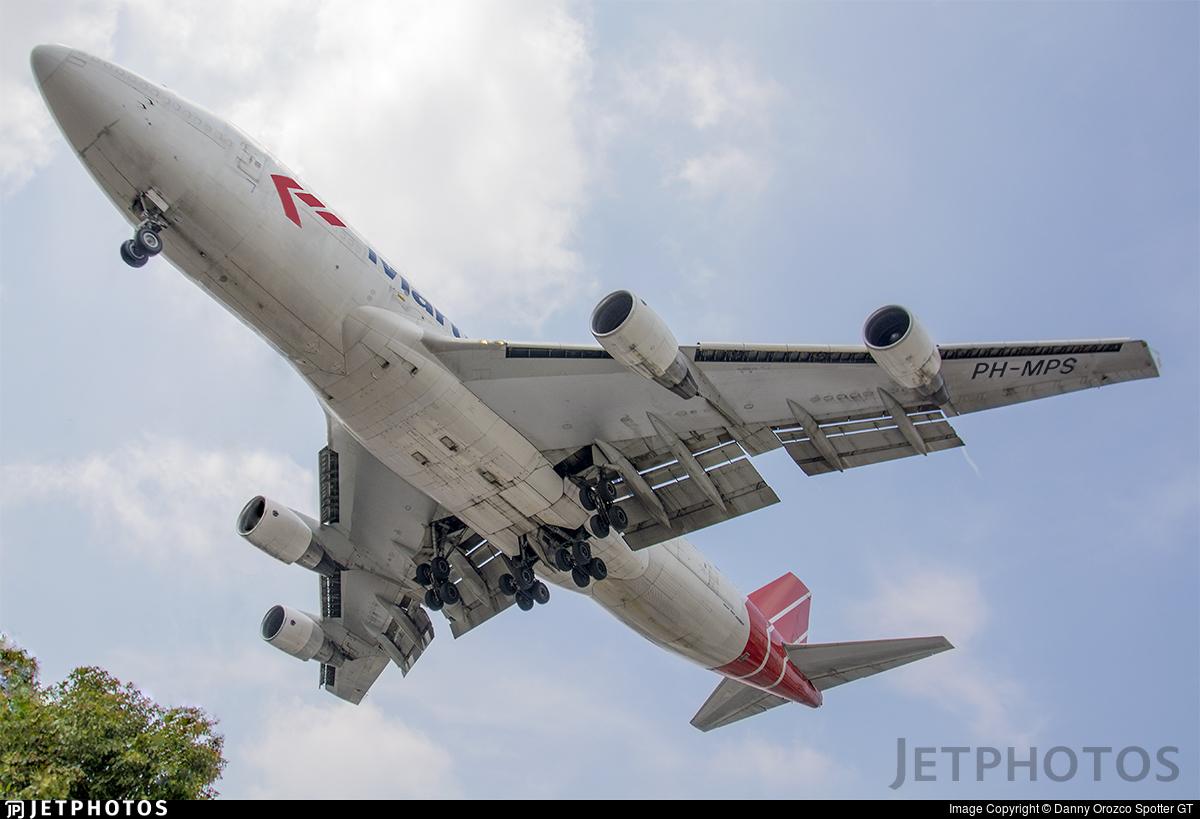 PH-MPS - Boeing 747-412(BCF) - Martinair Cargo