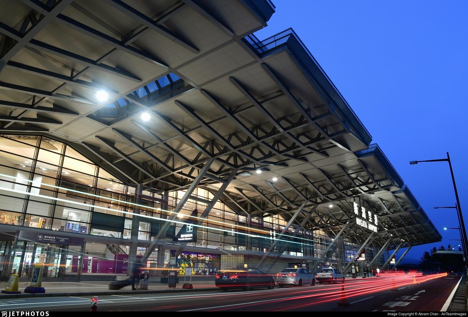 RJSN - Airport - Terminal