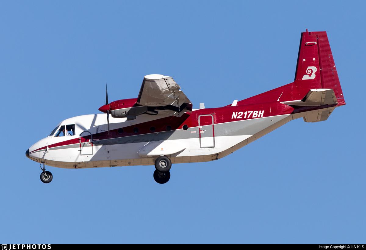 N217BH - CASA C-212-CD Aviocar - Bighorn Airways