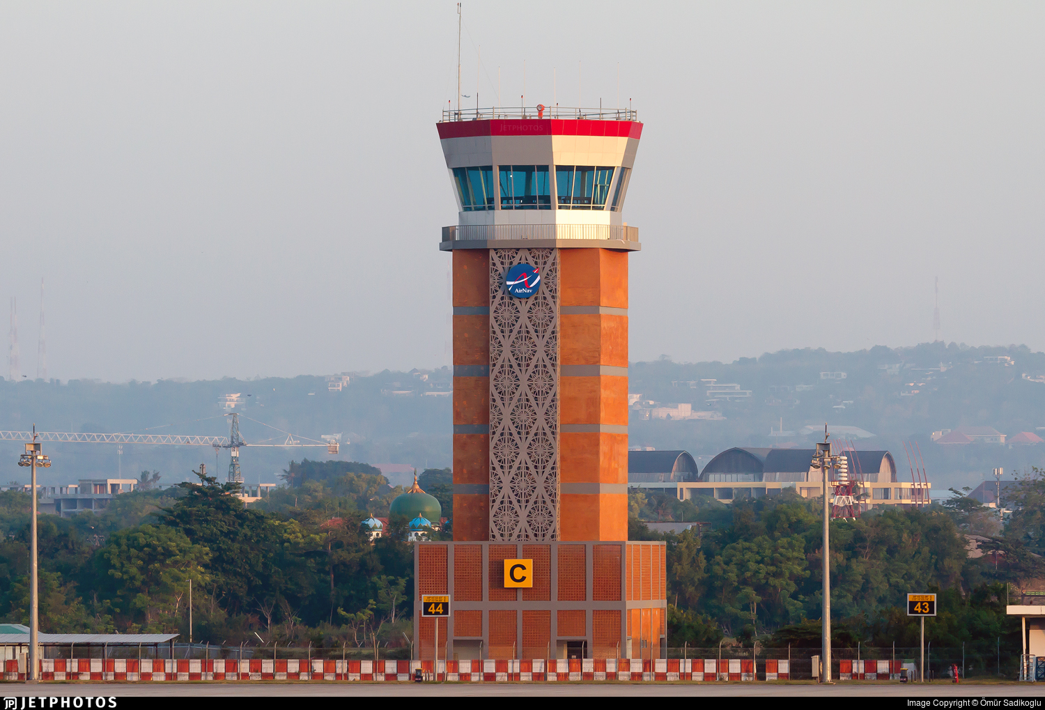 WADD - Airport - Control Tower