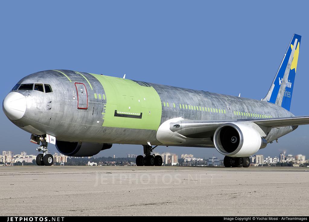 N263BA - Boeing 767-306(ER)(BDSF) - Untitled