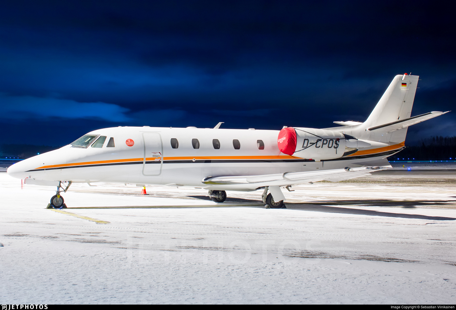 D-CPOS - Cessna 560XL Citation XLS - Private